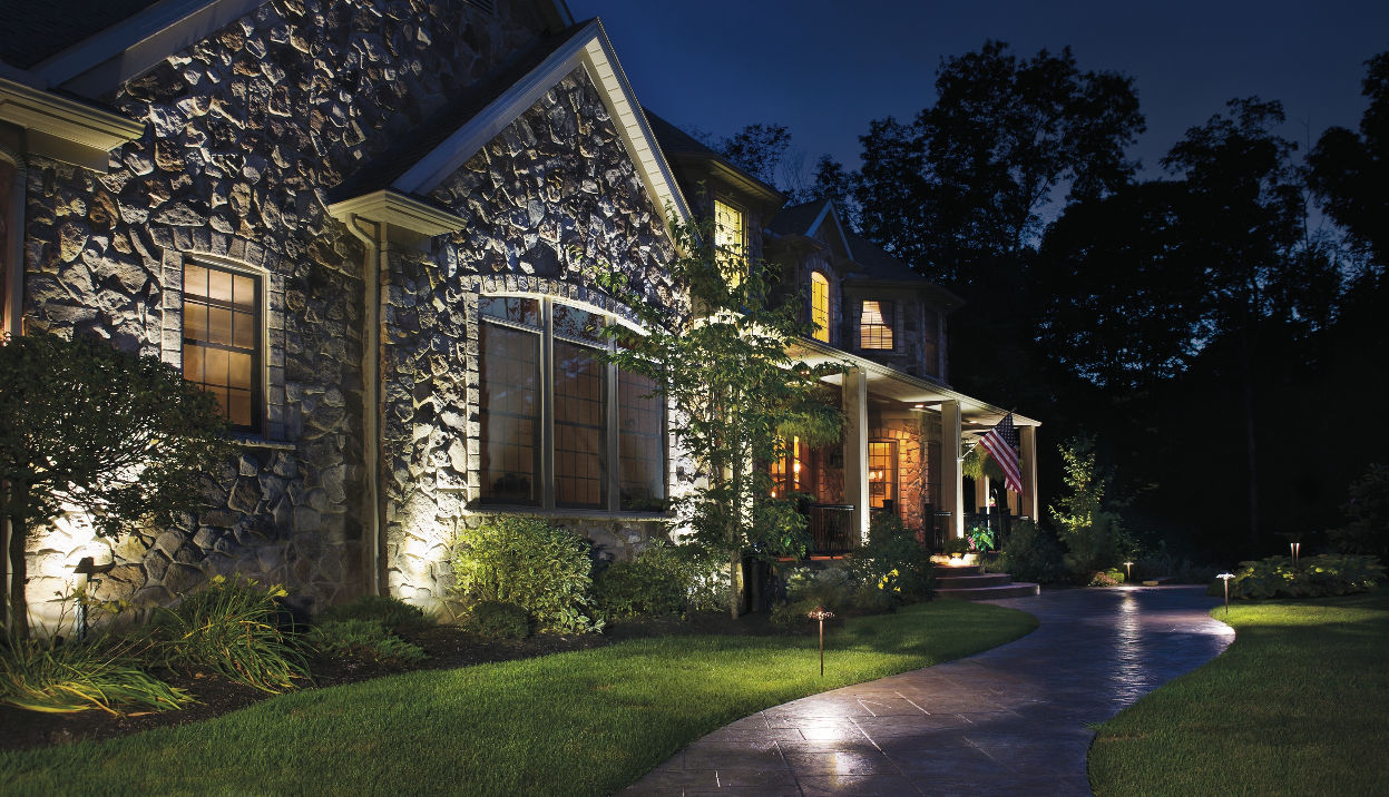 home accent lighting outdoor home lighting in st louis mo