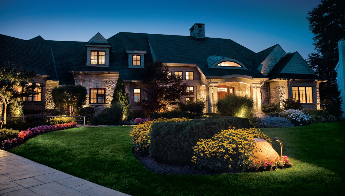 Outdoor Lighting in St Louis, Mo